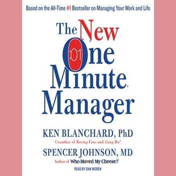 the new one minute manager audiobook by ken blanchard