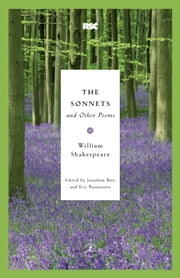 The Sonnets and Other Poems ebook by William Shakespeare,Jonathan Bate,Eric Rasmussen
