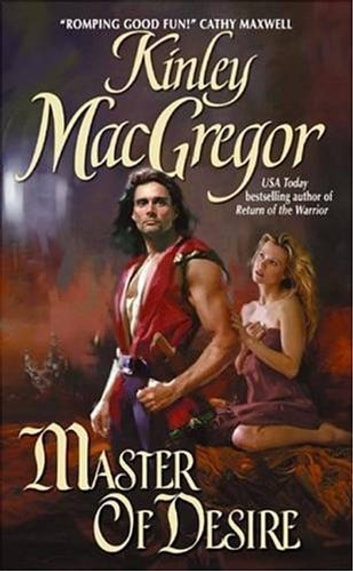 Master of Desire ebook by Kinley MacGregor