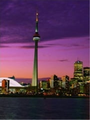 Toronto: A Tourists Guide ebook by Adam Sol