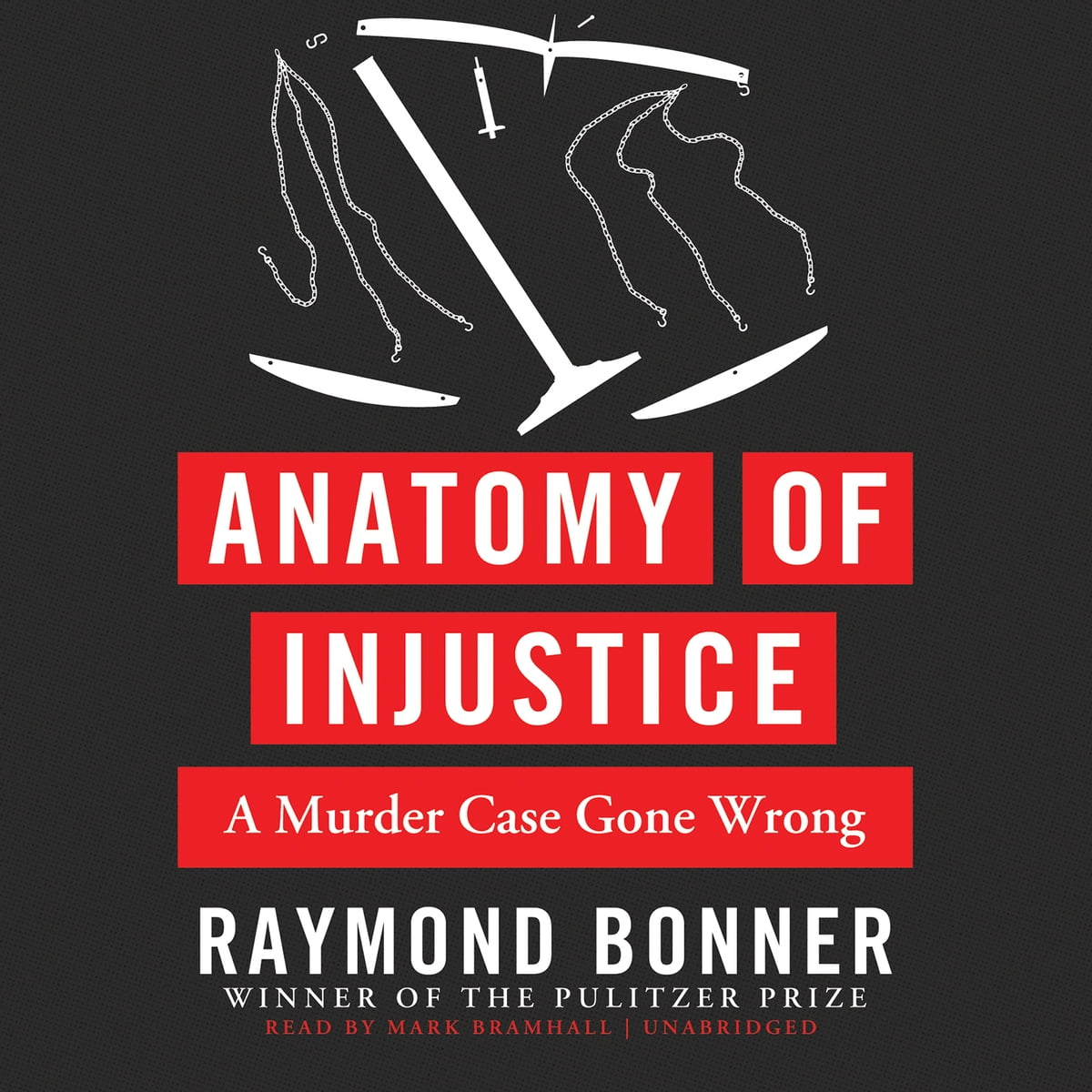 Anatomy Of Injustice Audiobook By Raymond Bonner 9781483053295