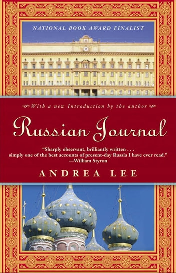 Russian Journal ebook by Andrea Lee
