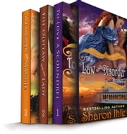 The Law and Disorder Boxset (Three Complete Historical Western Romance Novels in One) ebook by Sharon Ihle
