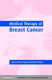 Medical Therapy of Breast Cancer ebook by Rayter, Zenon