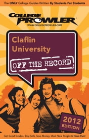 Claflin University 2012 ebook by Aqeela Mohammed