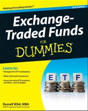 Exchange-Traded Funds For Dummies ebook by Russell Wild