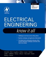 Electrical Engineering: Know It All ebook by Clive Maxfield,John Bird,Tim Williams,Walt Kester,Dan Bensky