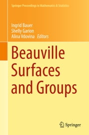Beauville Surfaces and Groups ebook by Ingrid Bauer,Shelly Garion,Alina Vdovina