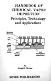 Handbook of Chemical Vapor Deposition: Principles, Technology and Applications ebook by Pierson, Hugh O.
