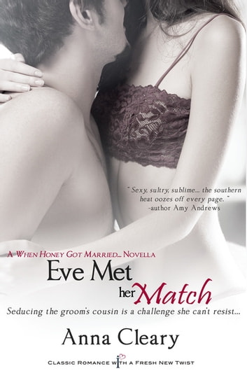Eve Met Her Match ebook by Anna Cleary