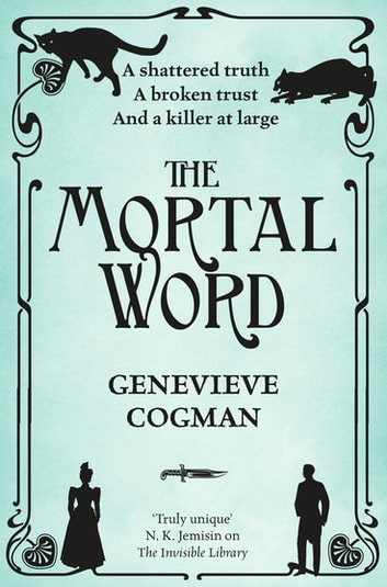 The Mortal Word eBook by Genevieve Cogman