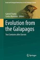 Evolution from the Galapagos - Two Centuries after Darwin ebook by