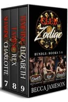 Club Zodiac Box Set Three ebook by Becca Jameson