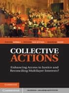 Collective Actions ebook by Stefan Wrbka,Steven Van Uytsel,Mathias Siems
