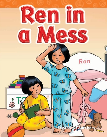 Ren in a Mess ebook by Suzanne I. Barchers