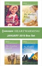 Harlequin Heartwarming January 2019 Box Set - A Clean Romance ebook by Cynthia Thomason, Rula Sinara, Leigh Riker,...