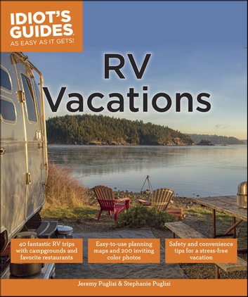 RV Vacations ebook by Jeremy Puglisi,Stephanie Puglisi