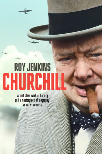 Churchill ebook by Roy Jenkins