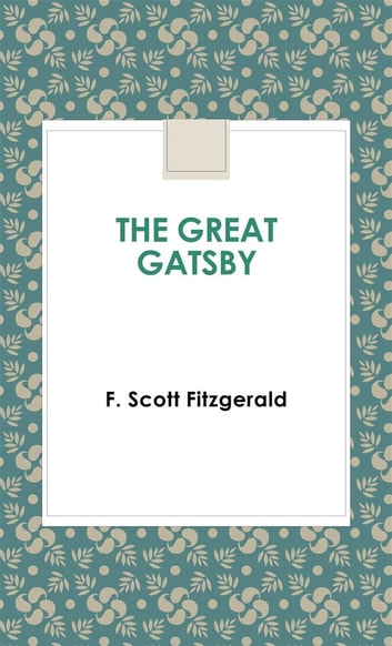 the great gatsby by f scott fitzgerald essays But for the second reading, she and her husband have selected a passage from classic american novel the great gatsby by f scott fitzgerald to be read to the guests gathered in st george's chapel the excerpt references the central character's beguiling smile and will be read by princess eugenie's.