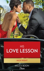 His Love Lesson (The Barrington Brothers, Book 2) ebook by Nicki Night