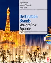 Destination Brands ebook by Nigel Morgan,Annette Pritchard,Roger Pride