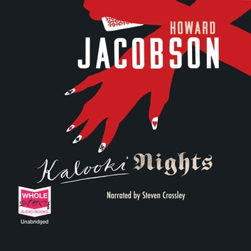 Kalooki Nights audiobook by Howard Jacobson