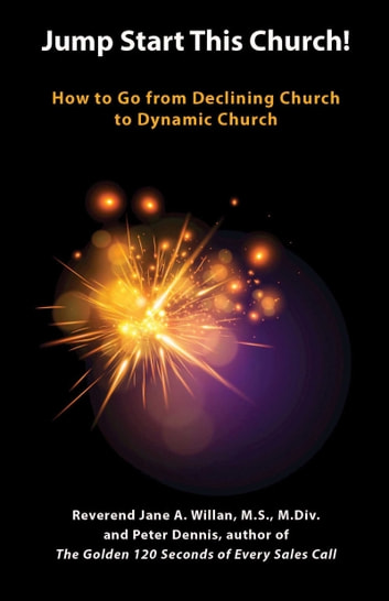 Jump Start This Church! ebook by Jane Willan