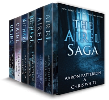 The Airel Saga Box Set (Complete Series) - Young Adult Paranormal Romance ekitaplar by Aaron Patterson,Chris White