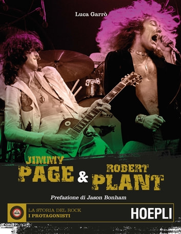Jimmy Page & Robert Plant ebook by Luca Garrò