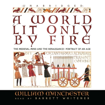 world lit only by fire