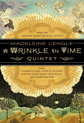 The wrinkle in time quintet ebook by madeleine lengle the wrinkle in time quintet books 1 5 ebook by madeleine lengle fandeluxe Image collections