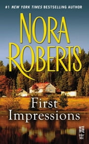 First Impressions ebook by Nora Roberts