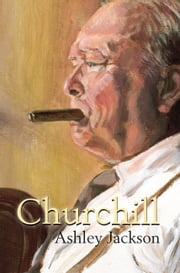 Churchill ebook by Ashley Jackson