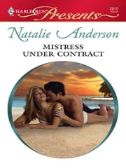 Mistress Under Contract ebook by Natalie Anderson