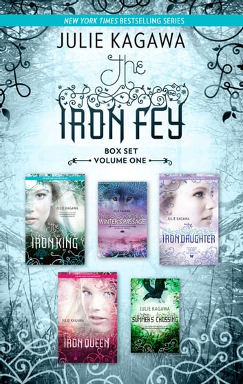 Iron Fey Series Epub