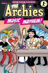 The Archies Music Mayhem! ebook by Various