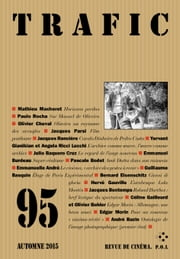 Trafic N° 95 (Automne 2015) ebook by Collectifs