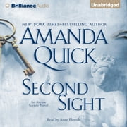 Second Sight audiobook by Amanda Quick