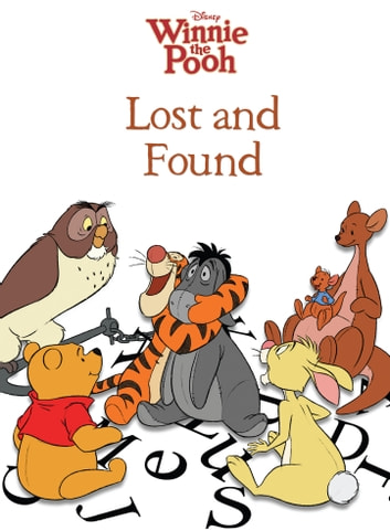 Winnie the Pooh: Lost and Found ebook by Lisa Ann Marsoli