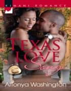 Texas Love Song (Mills & Boon Kimani) (Lone Star Seduction, Book 1) ekitaplar by AlTonya Washington