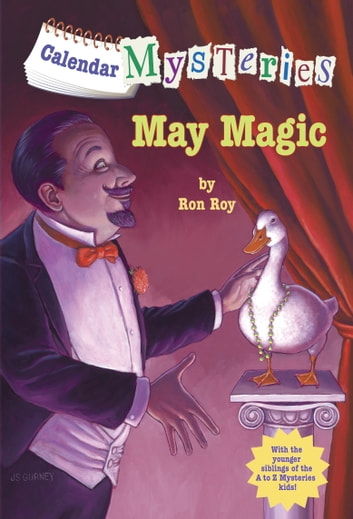 Calendar Mysteries #5: May Magic eBook by Ron Roy