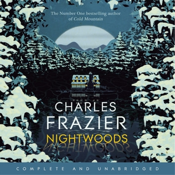 Nightwoods audiobook by Charles Frazier