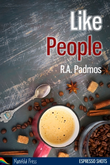 Like People ebook by R.A. Padmos