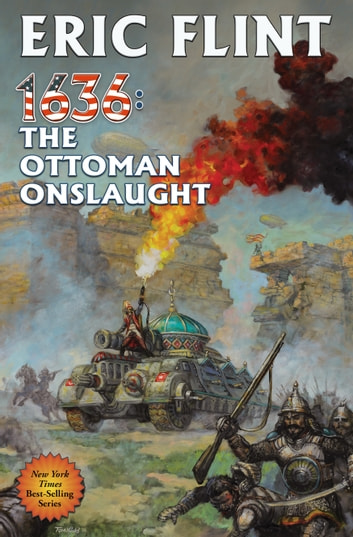 1636: The Ottoman Onslaught 電子書 by Eric Flint