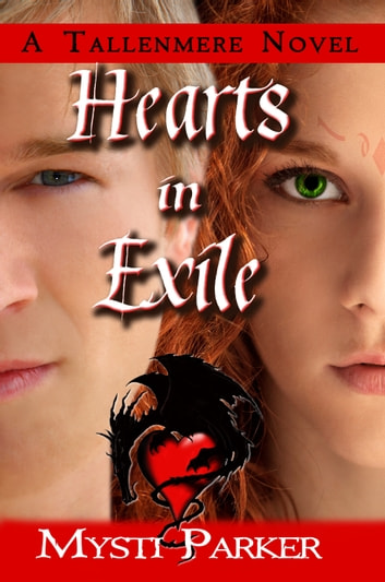 Hearts in Exile ebook by Mysti Parker