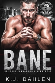 Bane - Vengeance Is Mine, #1 ebook by Kj Dahlen