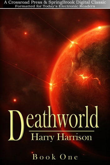 Deathworld ebook by Harry Harrison