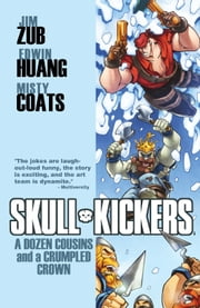 Skullkickers Vol. 5 ebook by Jim Zubkavich,Edwin Huang,Misty Coats