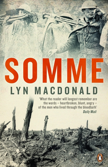 Somme ebook by Lyn MacDonald