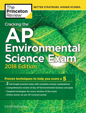 Cracking The Ap Environmental Science Exam 2018 Edition Ebook By
